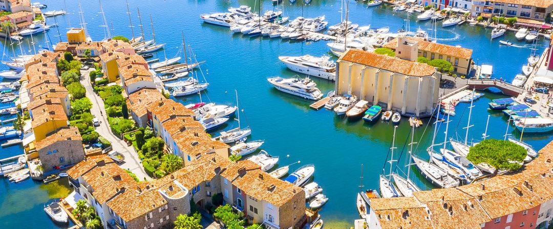 Port Grimaud – unique ville lagunaire dans le Golfe de Saint-tropez