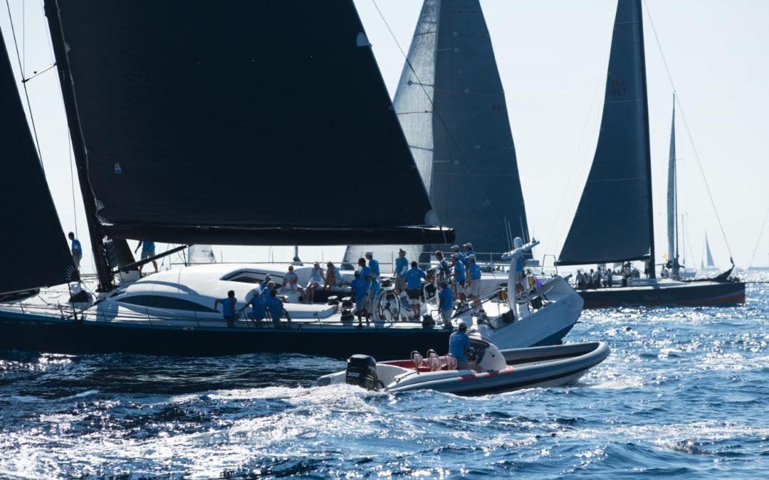 «Voile de Saint-Tropez» – un point culminant à la fin de la saison