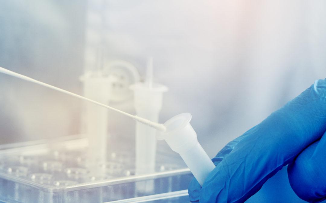 PCR-Testmöglichkeiten im Golf von St. Tropez